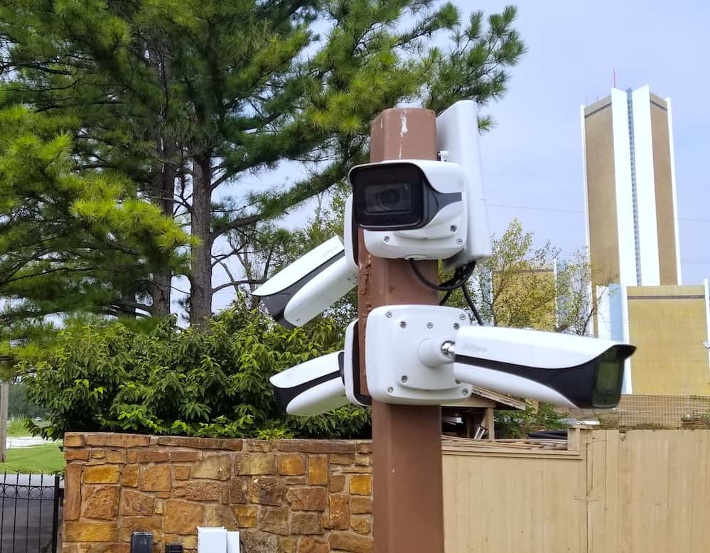 Security Camera Installation Tulsa