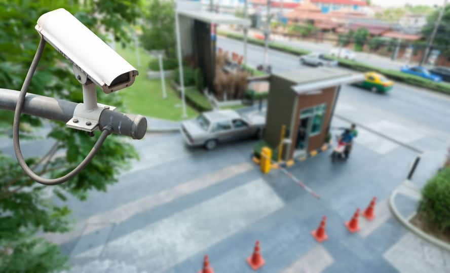 Tulsa Security Camera Installation